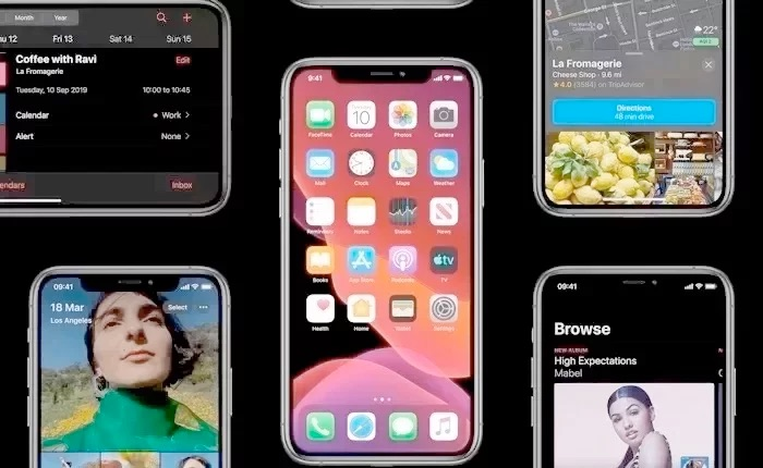 Image result for what's new iOS 13.2 Beta 1