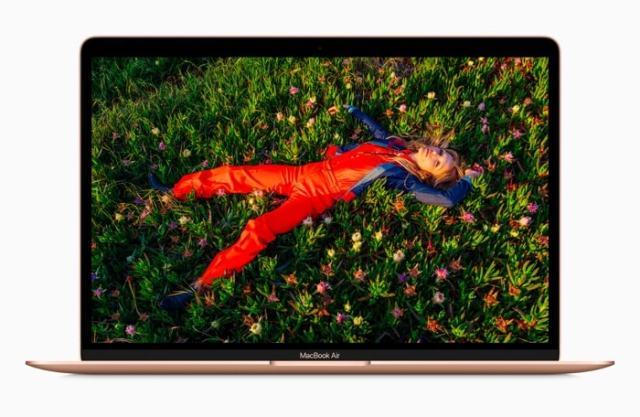 MacBook Air with Mini LED