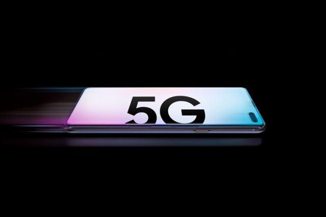 Samsung 5G SA network