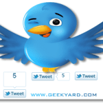 How To Add Official Twitter Share Button on Blogger/WordPress Posts?