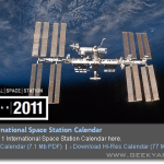 NASA – International Space Station 2011 Available for Download