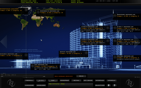 Hacker Evolution Duality Screenshot 3