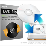 Geekyard Review on WinX DVD Ripper