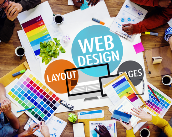 Web Design and Modern Layouts
