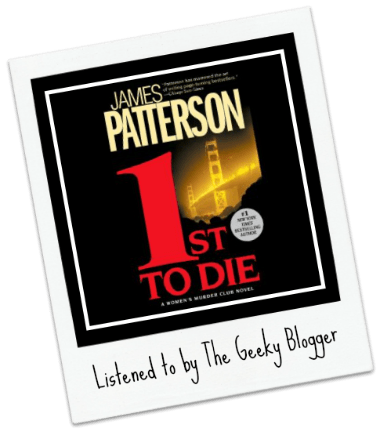 Audiobook Review: 1st to Die by James Patterson