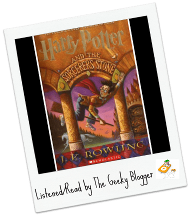 Review: Harry Potter and the Sorcerer's Stone by J.K. Rowling