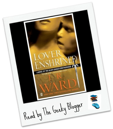 Review: Lover Enshrined by J.R. Ward