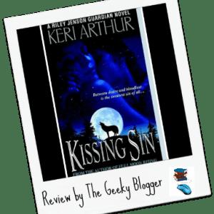 Review: Kissing Sin by Keri Arthur