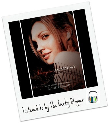 Audiobook Review: Vampire Academy by Richelle Mead