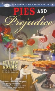 Book Club (@DFWTea) Reviews: Heartsick by Chelsea Cain & Pies and Prejudice by Ellery Adams