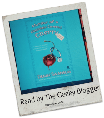 Review: Murder of a Chocolate Covered Cherry (A Scumble River Mystery #10) by Denise Swanson