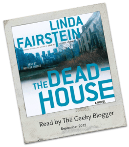 Audiobook Ratings: Kathy Reichs, Linda Fairstein, Heather Graham, and Neil Cross
