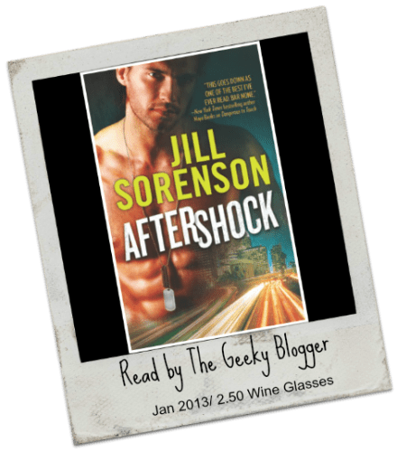 Review: Aftershock by Jill Sorenson