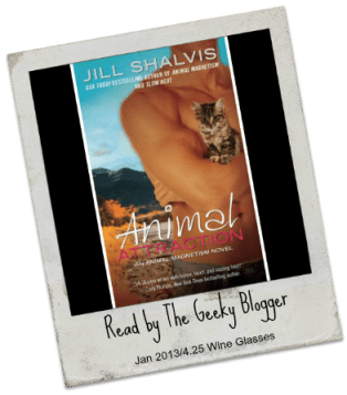 Audiobook Review: Animal Attraction by Jill Shavis