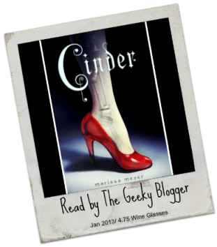 Audiobook Review: Cinder (Lunar Chronicles #1) by Marissa Meyer