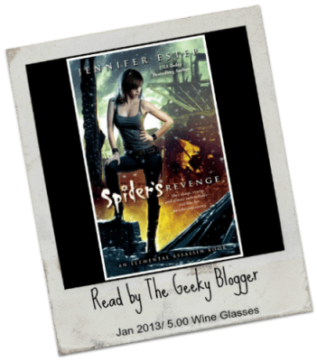 Audiobook Review: Spider's Revenge (Elemental Assassin, #5) by Jennifer Estep