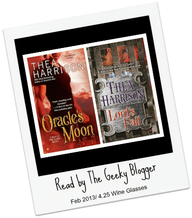 Review: The Elder Races Series Book 4 & 5 by Thea Harrison