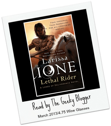 Lethal Rider by Larissa Ione