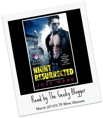 Speed Date Review: Night Resurrected by Joss Ware