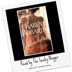 Speed Date Audiobook Review: Scandalous by Karen Robards #TakeControl #TBRTipping