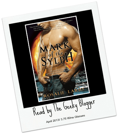 Review: Mark of the Sylph by Rosalie Lario