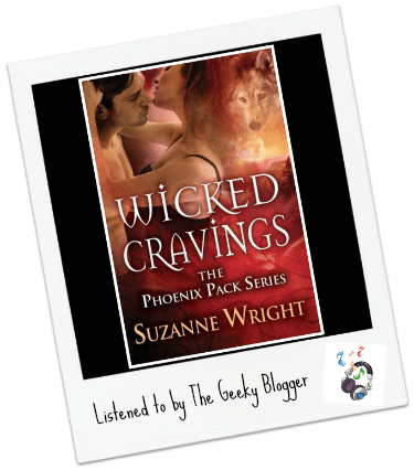 Audiobook Review: Wicked Cravings by Suzanne Wright