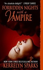 Forbidden Nights with a Vampire by Kerrelyn Sparks