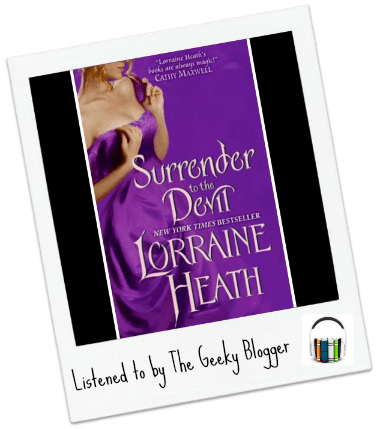 Audiobook Review: Surrender to the Devil by Lorraine Heath