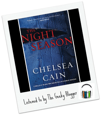 Audiobook Review: The Night Season by Chelsea Cain