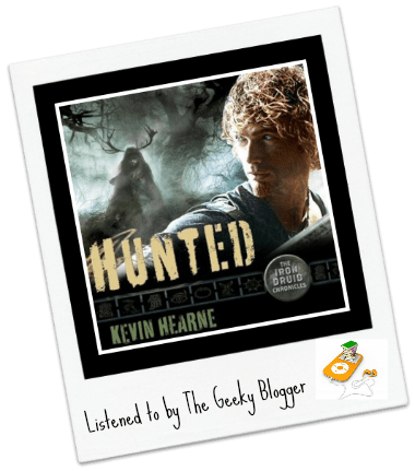 Audiobook Review: Hunted by Kevin Hearne