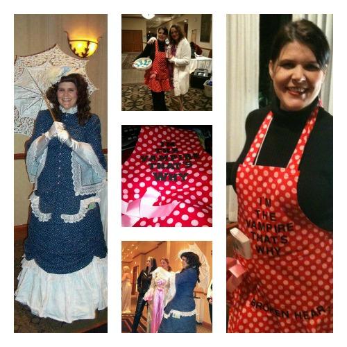 Readers And Ritas Costumes