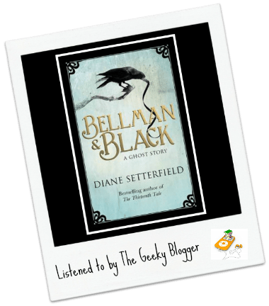 Tracking Books Read: Bellman and Black by Diane Setterfield