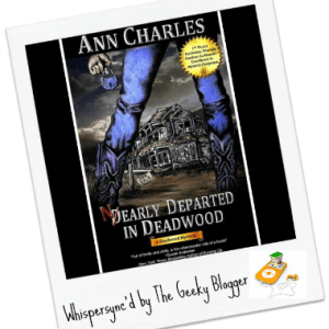 Audiobook Review: Nearly Departed in Deadwood by Ann Charles