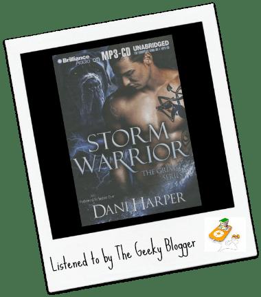 Audiobook Review: Storm Warrior by Dani Harper