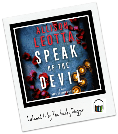 Audiobook Review: Speak of the Devil: A Novel by Allison Leotta