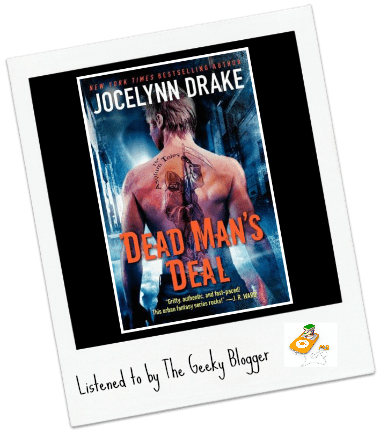 Audiobook Review: Dead Man's Deal by Jocelynn Drake