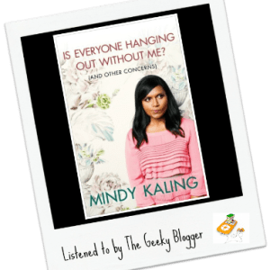 Library Book Review: Is Everyone Hanging Out Without Me by Mindy Kaling