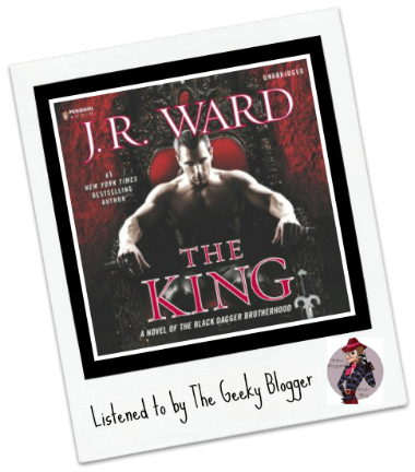 Audiobook Review: The King by J.R. Ward