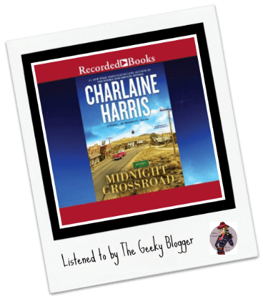 Audiobook Review: Midnight Crossroad by Charlaine Harris