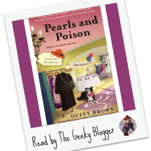 Read It File It: Pearls and Poison by Duffy Brown