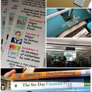 #LoveMyLibraryCard: Plano TX Parr Library