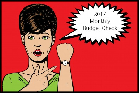 Balancing the Book Budget 2017: Jan/Feb