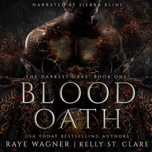 Spotlight #SultryListeners Winning Narrator Sierra Kline's new audiobook: Blood Oath #LoveAudiobooks