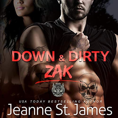 #SultryListeners Spotlight: Down & Dirty: Zak by Jeanne St. James