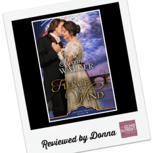 Donna's Review: A Fierce Wind by Regan Walker