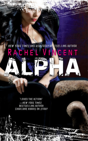 Audiobook Review: Alpha by Rachel Vincent