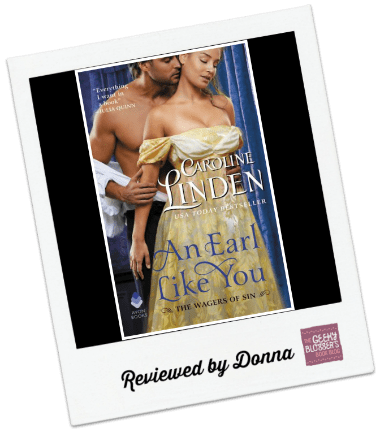 Donna's Review: An Earl Like You by Caroline Linden