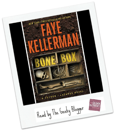 Review: Bone Box by Faye Kellerman