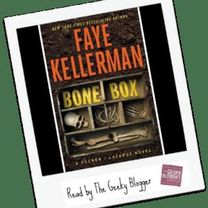 Review: Bone Box by Faye Kellerman