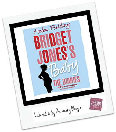 Audiobook Review: Bridget Jones's Baby: The Diaries by Helen Fielding  @PRHAudio
